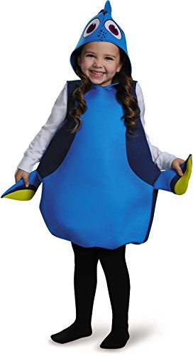 Disguise Dory Classic Finding Dory Disney/Pixar Costume, One Size Child, One (Kids Nemo Costumes)