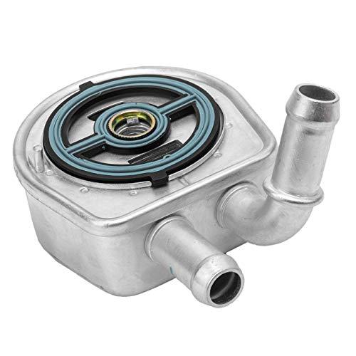OKAY MOTOR Engine Oil Cooler + Gasket for Mazda 3 5 6 CX-7 Mazdaspeed Grand Touring Sport 2.3L - Mazda Touring 6 Grand