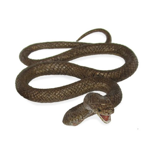 Animal Replicas (Science and Nature 75472 Australian Brown Snake - Animals of Australia Realistic Toy Replica)