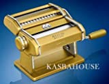 Atlas Pasta Machine Designer Deluxe - Gold
