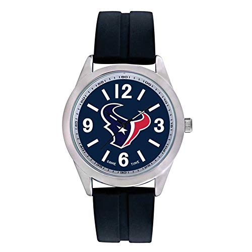 Gifts Watches NFL Houston Texans Varsity Watch
