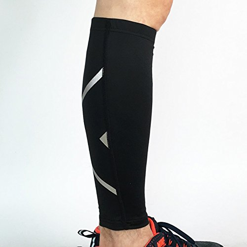 Price comparison product image Wesource Calf Compression Sleeves Men Women Leg Support Sleeve Socks