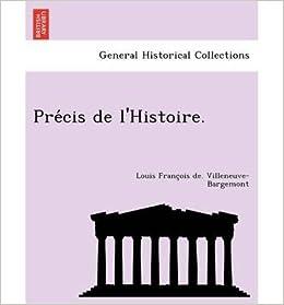 Book Pre Cis de L'Histoire. (Paperback)(French) - Common