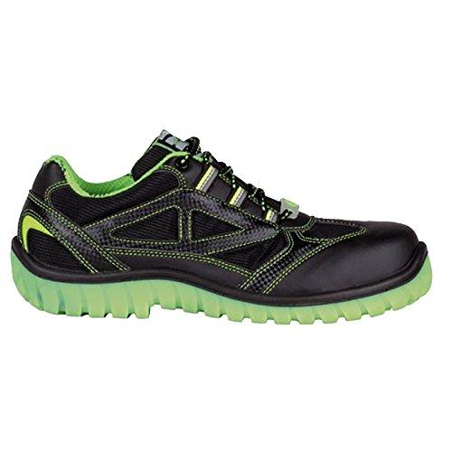 Cofra Venice S1P ESD SRC–zapatos de seguridad talla 42NEGRO