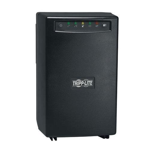 Tripp Lite 1500VA Smart UPS Battery Backup, 940W Line-Interactive AVR, Tower, USB, TEL, DSL, Ethernet (OMNIVS1500) by Tripp Lite (Image #3)