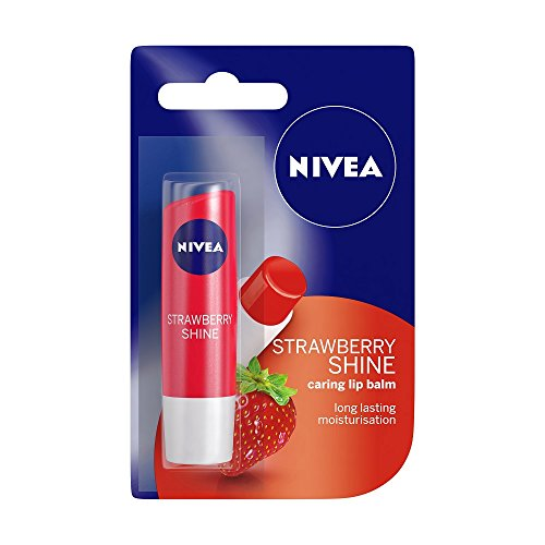 Nivea Lip Balm Strawberry