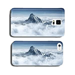 Mountain in the clouds cell phone cover case iPhone6 Plus