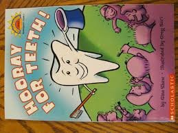Hooray For Teeth! (Hello Reader!, Level 2)