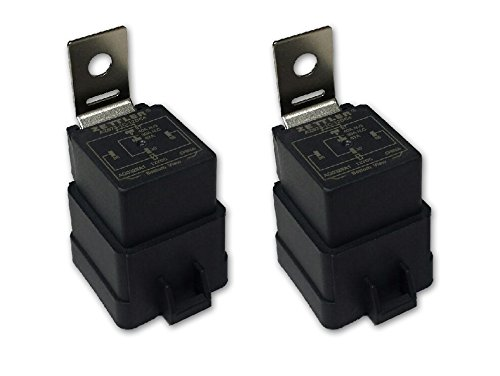 Pair Of Power Trim Tilt Relay for Mercury Outboard Motor American Zettler AZ973-1C-12DC4