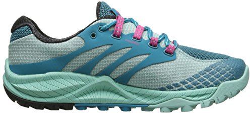 Trail Merrell Donna All algiers Blue adventurine Running Da Scarpe Out Azul Charge XR7nRBHq