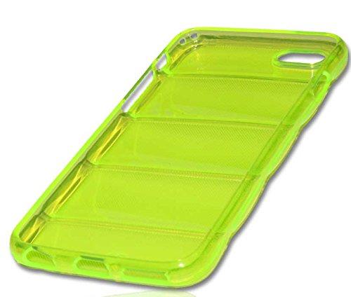 Silikon Case Handy Tasche Hülle für Apple iPhone 6 / Schutzhülle Handytasche barell green