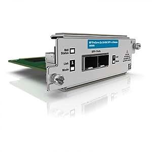 HP J9008A módulo conmutador de red - Módulo de conmutador de red (HP 2910-24G al HP 2910-24G-PoE+ al HP 2910-48G al HP 2910-48G-PoE+ al, 102 x 107 x 36 mm, 160g)