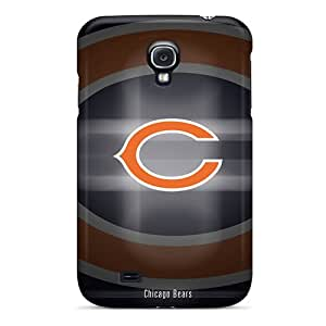 Protective Hard Phone Covers For Samsung Galaxy S4 With Provide Private Custom Attractive Chicago Bears Image JamesKrisky