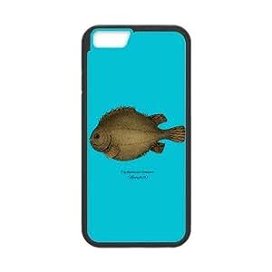 Lumpfish iPhone 6 Plus 5.5 Inch Cell Phone Case Black JU0030234