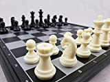 Magnetic Travel Chess Set with Portable Folding