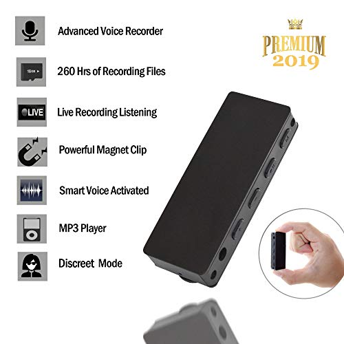 Small Voice Recorder TC Activated product image