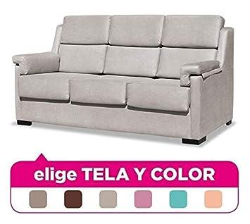 Muebles Baratos Sofá Tres Plazas, Subida A Domicilio, Elige ...