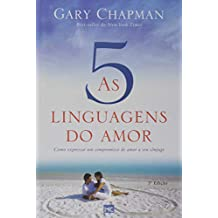 As Cinco Linguagens do Amor  - Capa Dura