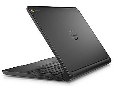 Dell ChromeBook 11 -Intel Celeron 2955U, 4GB Ram, 16GB SSD, WebCam, HDMI, (11.6 HD Screen 1366x768) (Certified Refurbished)