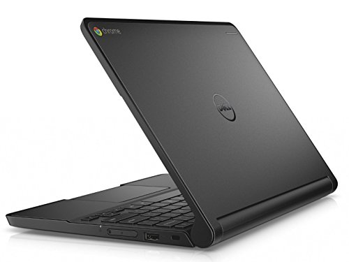 Dell ChromeBook 11.6 Inch HD (1366 x 768) Laptop NoteBook PC, Intel Celeron N2840, Camera, HDMI, WIFI, USB 3.0, SD Card Reader (Renewed)
