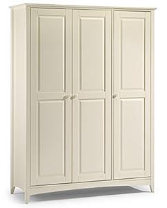 bedford 3 door wardrobe assembly instructions