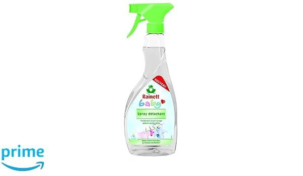 Rainett - Quitamanchas para bebé, ecológico e hipoalergénico, lote de 2