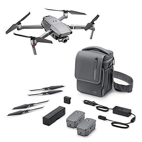 60fa5a1bf29 DJI Mavic 2 Fly More Kit Accessories Combo Bundle For Mavic 2 Zoom, Mavic 2  Pro Drone Quadcopter. by dji. 4.8. 209.900 OMR. Colour Name: Fly More Kit
