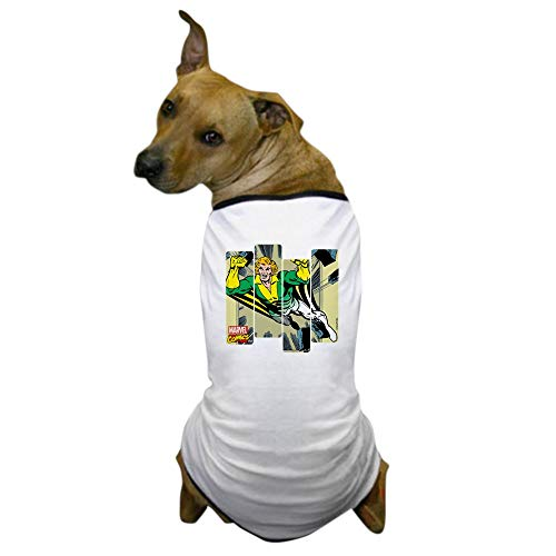CafePress Banshee Comic Panel Dog T Shirt Dog T-Shirt, Pet Clothing, Funny Dog Costume ()
