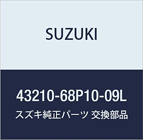 SUZUKI (スズキ) 純正部品 ホイール 品番43210-68P10-09L B01N41NAKL