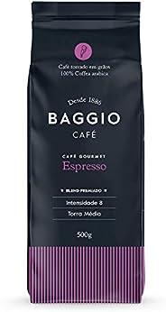 BaGGio Gourmet Espresso Grão 500g