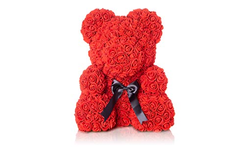 The Forever Rose Teddy Bear for Valentines - Gorgeous 14