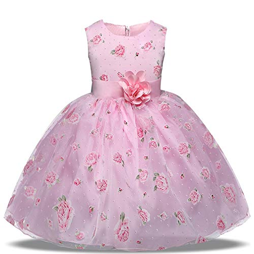 Matalan Halloween Costume (Dghui 3 10 Years Fancy Princess Dresses for Wedding Halloween Party Costume Kids Party)