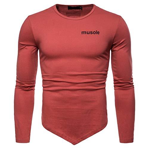 GREFER Mens Hoodies Light Jackets Winter Irregular Solid Patchwork Long Sleeve Sweartshirt -