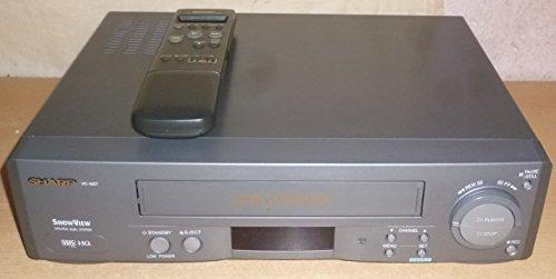 Sharp VC della M27 Videoregistratore VHS