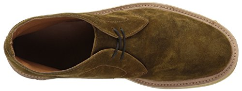 Frye Mens Chris Crepe Chukka Boot Marrone