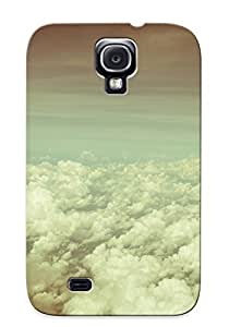 New Arrival Case Cover TXRIgot755FwzRu With Design For Galaxy S4- Airplane Wing Best Gift Choice For Lovers