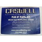Plug N' Plate® Nickel/Copper Electroplating Kit