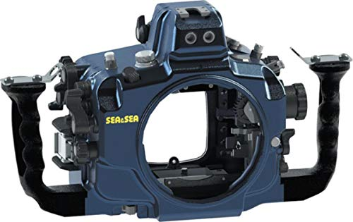 Sea & Sea MDX-D500 Limited Edtion Ice Blue Housing For Nikon D500