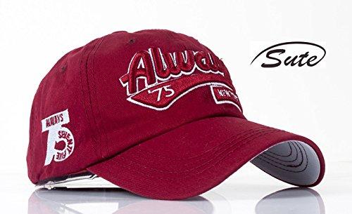New Cotton Mens Hat NYC Letter Bat Unisex Women Men Hats Baseball Cap Snapback Casual Caps M-18