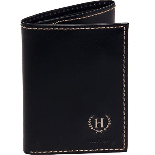 Tommy Hilfiger Trifold Wallet Black