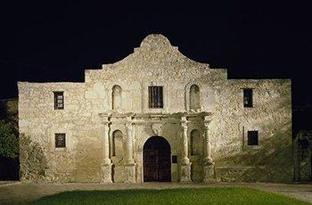 photo-night-at-alamo-san-antonio-texas-c1965