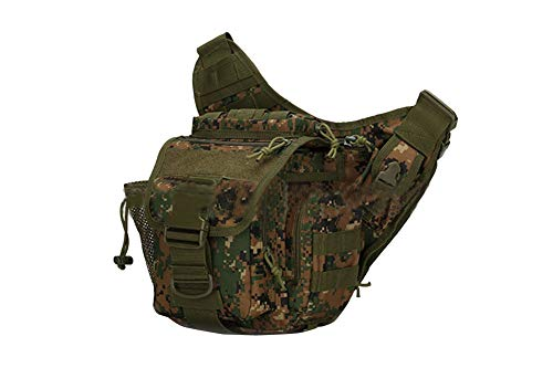Saddle Upgrade salvaje militar Bag Conglinshuma de ACU Bolso Bag de Bolso camuflaje cintura Bag Tactical Super hombro de Saddle Crossbody CXSvqgZSw