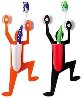 Baño de escalada para hombre, diseño de vaso para cepillos de ...