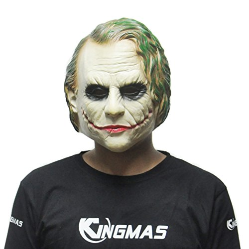 KINGM (Joker Mask Costume)