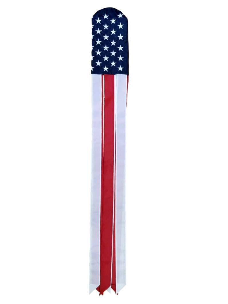 mazaasop for u.s.a. u.s.a. Windsock Perfect for any any occasion B01LXTALYI, お仏壇百貨店(現代仏壇&お線香):4d34de4a --- artmozg.com