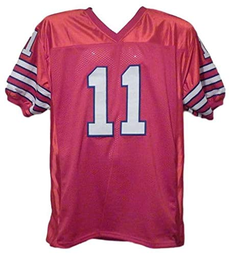 Andre Ware Autographed Houston Cougars Size XL Jersey 89 Heisman Tristar