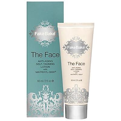 Fake Bake The Face Anti-Aging Self-Tanning Lotion 60ml
