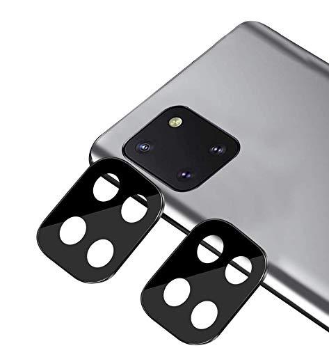 PHONILLICO Protection Caméra pour Samsung Galaxy Note 10 Lite [Lot de 2] Verre Trempe Lentille Appareil Photo Arrière…