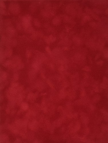 Sew Easy Industries 12-Sheet Velvet Paper, 8.5 by 11-Inch, Tomato by Sew Easy Industries