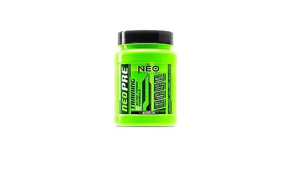 Neo ProLine Neopre Training Limón - 600 gr: Amazon.es: Salud y cuidado personal